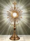 Jesus Sacramentado: Caminhai como filhos da luz porque muito em breve as trevas cobrirão este mundo pecador! (25-03-2018)