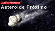 Alerta vermelho: Asteroide poderá passar a apenas 11 mil km da Terra