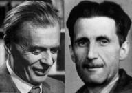 Huxley, Orwell