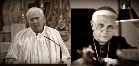 Cardeal Joseph Ratzinger disse a Pe. Dollinger, durante uma conversa pessoal, que ainda há uma parte do Terceiro Segredo que eles não publicaram! %u2018Há mais do que nós publicamos%u2019, disse Ratzinger.