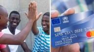 ONU, União Europeia e George Soros provisionam migrantes com cartões de débito pré-pagos para financiar suas viagens para e pela Europa