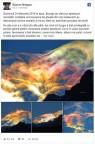 Fenômeno muito intenso e raro que se parece com a aurora boreal aparece no céu da Romênia