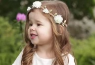 Menina de 3 anos canta Getsêmani, com sua voz angelical