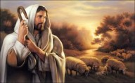 Jesus, o Bom Pastor: Pequenos espíritos de tentação vos rondam a todo instante. Cuidai-vos para não cairdes, porque isto é o que Meu adversário está buscando para roubar-lhes a alma! (23-10-2017)