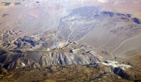 A falha de San Andreas tem 1,3 mil quilômetros de extensão e delimita as duas maiores placas tectônicas do planeta %u2014 Foto: Dsearls/Visual Hunt