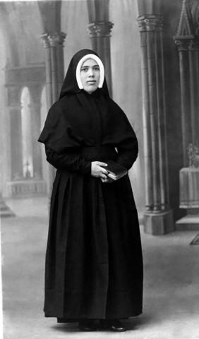 Irmã Lúcia.