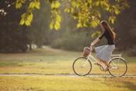 4 benefícios em andar de bicicleta