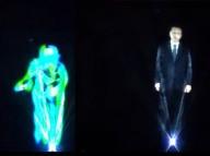 Holografia - A técnica que será usada no show do engano do Filho da Perdição, o inimigo de Deus