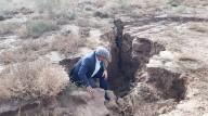 Teerã será engolida por rachaduras e buracos gigantes? O terreno está afundando sob a capital do Irã e pode ser tarde demais para se recuperar
