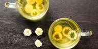 Chá de crisântemos - poderoso para o rejuvenescimento e prolongamento da vida