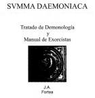 SUMMA DAEMONIACA - Tratado de Demonologia e Manual de Exorcistas
