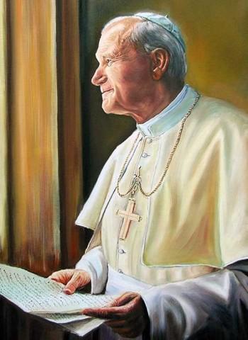 Papa João Paulo II.