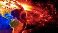 'E HAVERÁ SINAIS NO SOL, NA LUA E NAS ESTRELAS...' (Lc 21, 25) - Terra sofre a tempestade solar mais forte da última década
