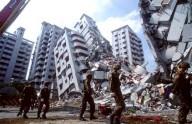 '... E HAVERÁ TERREMOTOS EM VÁRIOS LUGARES...' (Mt 24, 7)   Terremotos aumentaram em 2.000% desde 1900
