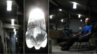 Iluminação ecológica: a lâmpada feita com garrafa pet