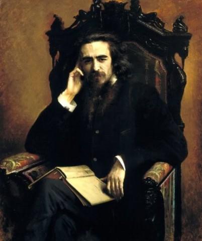Vladimir Soloviev.