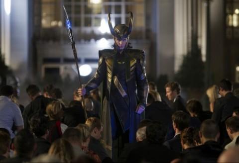 En el film Loki representa la visión gnóstica de Dios. Él %u2018tirano%u2019 que exige sumisión.