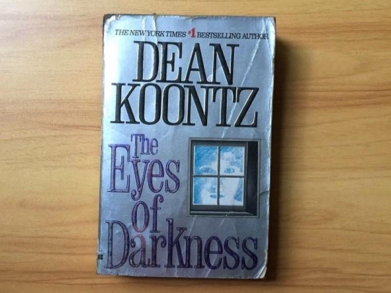 Vírus Wuhan, mencionado no Livro The Eyes of Darkness. (Foto do Twitter)