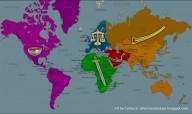 PROFECIA – Os cinco anjos dos continentes (Por Dr Samuel Doctorian)