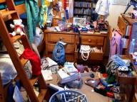 Desorganização atrapalha funcionamento do cérebro e provoca estresse