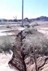 Rachaduras gigantes estão abrindo fissuras no Deserto da Arábia
