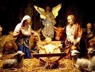 Presépio – Um sinal em vossas casas de que pertenceis a Jesus