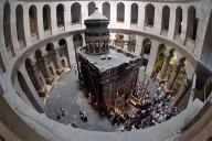 Santo Sepulcro, local de morte e ressurreição de Cristo (Vídeo)