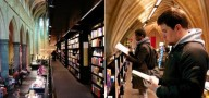 'QUANDO PORÉM VIER O FILHO DO HOMEM, PORVENTURA ACHARÁ FÉ NA TERRA?' (Lc 18, 8) - Com 44% da população de ateus, igrejas holandesas estão se transformando em livrarias, pubs e até casas de show