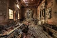 'QUANDO PORÉM VIER O FILHO DO HOMEM, PORVENTURA ACHARÁ FÉ NA TERRA?' (Lc 18, 8) - Os escombros da Fé católica na Europa