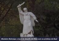 Mosteiro Muhraqa: o local do desafio de Elias aos profetas de Baal