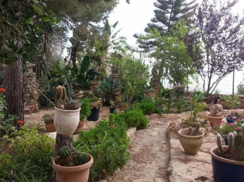 Jardins do Mosteiro El Muhraqa.