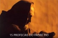 15 Profecias do Padre Pio (Vídeo)
