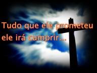 Deus vai cumprir a promessa e devemos esperar nela