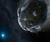 Os asteroides estão vindo!