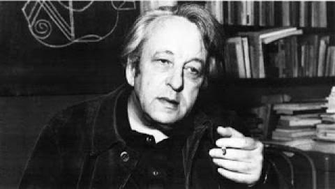 O filósofo comunista francês Louis Althusser.