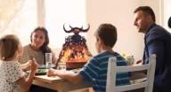 Formas usadas pelo Demônio Asmodeo para atacar a família