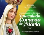 Consagração do Brasil ao Imaculado Coração de Maria