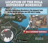 O Poço Superprofundo de Kola e as vozes das almas condenadas ao inferno (Parte 1)