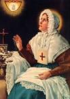 Beata Anna Maria Taigi: A contemplativa da luta entre a Luz e as Trevas
