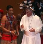 Igreja pan-amazônica - a última loucura para desfazer o Brasil?