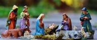 'QUANDO VIER O FILHO DO HOMEM, PORVENTURA ACHARÁ FÉ NA TERRA?' (Lc 18, 8)  Cada vez menos pessoas associam o Natal a Jesus Cristo