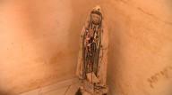 Imagens religiosas permanecem intactas após enxurrada em Iconha, ES