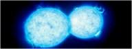 Colisão entre duas estrelas iluminará o céu em 2022