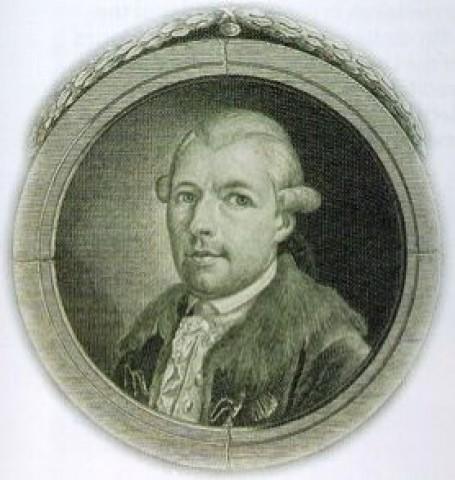 Adam Weishaupt, o fundador dos Illuminati.