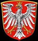 Escudo da cidade de Frankfurt.