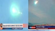 Perigosos meteoritos estremecem os céus da Espanha e Japão causando temor na população