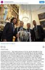 Real Madrid oferece à Virgem Maria o título da Liga dos Campeões