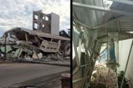 Imagem de Nossa Senhora permanece intacta após violento terremoto de 7,8 graus no Equador