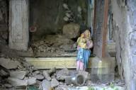 Em meio à desolação, imagem de Nossa Senhora permaneceu intacta após terremoto na Itália