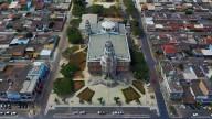 'E SEREIS ODIADOS DE TODOS POR CAUSA DO MEU NOME...' (Mt 10, 22)    2º maior templo católico do país, Santuário Menino Jesus de Praga, em Brazlândia/DF, sofre tentativa de atentado terrorista